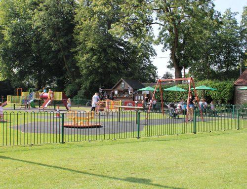 Commendation for Collett Park!